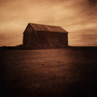 Barn #1 Lith Print Unknown Paper