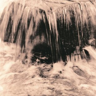 Creek #1 Lith Print Luminos Paper